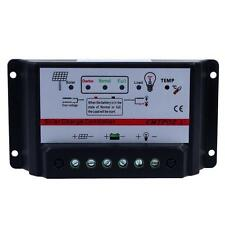 30A 12V/24V Auto Switch MPPT Solar Panel Battery Regulator Charge Controller W1