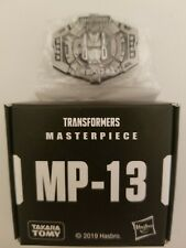 MISB in USA - Transformers Masterpiece MP-13 Soundwave Collectible Pin