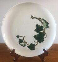 """MCM Vintage Metlox Poppytrail Dinner Plate(s) California Ivy, 10.5"""""""
