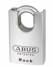 ABUS Padlock 83CS55 High Security ROCK Padlocks, Vending, Tool Sheds-Free Post