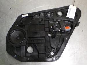 HYUNDAI I40 RIGHT REAR WINDOW REG/MOTOR VF, 09/11- 11 12 13 14 15