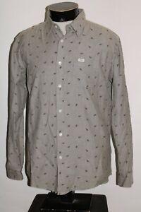 MATIX Mens Large L Paisley Button-up shirt Combine ship Discount