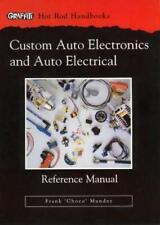 Custom Auto Electronics and Auto Paperback Frank Munday