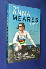 THE ANNA MEARES STORY Anna Meares BOOK Australia Olympic Cyclist Cycling Revised