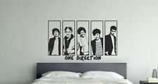 One Direction 1D Niall, Harry Children's Bedroom Decal Wall Art Sticker Picture