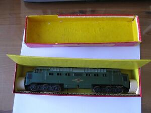 HORNBY DUBLO 2232 Co-Co DIESEL ELECTRIC (DELTIC) BOXED GOODCONDITION SEE PHTOTOS