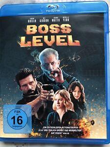 Boss Level [Blu-ray] Naomi Watts Mel Gibson Frank Grillo