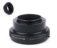 Dollice Nikon F mount G AF-S Lens to Micro M 4/3 M43 Adapter GH4 G7 OM-D E-M1 II