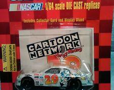 Cartoon Network 29 Racing Champions diecast  1997
