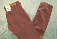 HUGO BOSS ORANGE Man's Corduroy Jeans Size: W 34 L 31 NEW WITH TAGS RRP 130 euro