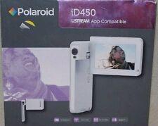 Polaroid id450. Slim Video Camera/digital Camera