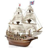 Occre HMS Revenge Galleon Drake's Flagship Model Ship 1:85 Scale Ship 13004
