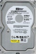 Western Digital WD1600AAJS-07PSA0 160GB DCM: HGNNHTJAAN