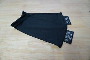 Oakley 2 Pack of Large Black Microfiber Soft Bag / Cloth for Sunglasses