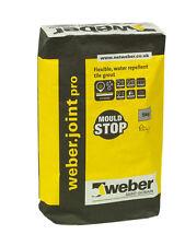 Weber.joint Pro Beige Scratch-Resistant Water-Repellent Flexible Tile Grout