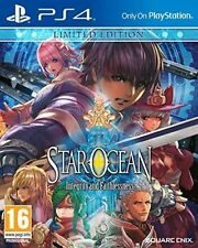 Star Ocean Integrity and Faithlessness Limited Edition Ps4