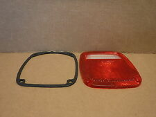 Napa Red Tail Light Lens Oblong 680-1164 Automotive Parts Jeep Chevy Van Other