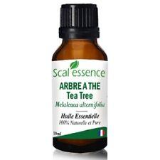 Huile Essentielle de Tea Tree (arbre a thé) visage acné bouton mycose - 10 ml