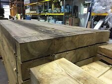 "125 x 250 x 2400mm New Green Tannalised Treated Railway Sleeper (5"" x 10"" x 8ft)"