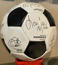 Signature Soccer Ball Fifa #5 Rare