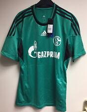 FC Schalke 04 - S04 Trikot Auswärts Spielertrikot Formotion NEU ! Gr. 9 Rohling
