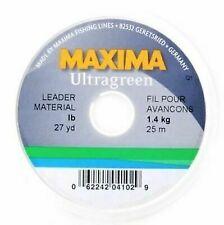 New Maxima Leader Wheel 12Lb Fishing Line Ultragreen