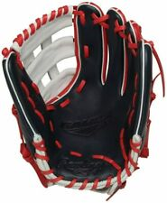 New Rawlings Gamer XLE 11.5 Inch GXLE204-2USA Baseball Glove RHT Navy/Red