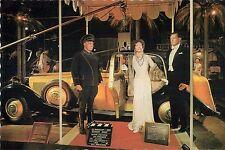 "Gloria Swanson Sunset Boulevard 4x6"" Postcard Movieland Wax Museum"