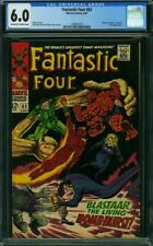Fantastic Four #63 CGC 6.0 -- 1967 -- Sandman, Blastaar #1299663013