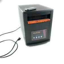 EdenPure Gen3 1500w Quartz Infrared Portable Space Heater model A4136 W/ Remote