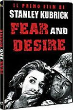 DvD FEAR AND DESIRE Stanley Kubrick   ......NUOVO
