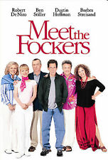Meet the Fockers (DVD, 2005, Full Frame)
