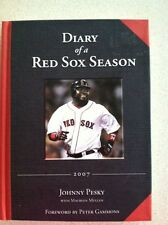 Boston Red Sox Book. Diary of a Red Sox Season 2007. Brand New. Ortiz on cover.