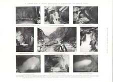 1905 difficoltà di costruire il traforo del Sempione