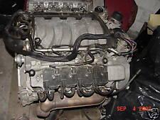 2001 Mercedes Benz S 500 engine