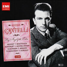 Icon Guido Cantelli-Fiery Angel of the podium. 9 CD, NUOVO