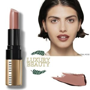 BOBBI BROWN Luxe Lip Colour Neutral Rose 2.5 g RRP £19.70 new & boxed