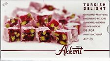 TURKISH DELIGHT / CANDY / POMEGRANATE-PISTACHIO FLAVOR SHIPPED FROM LOS ANGELES