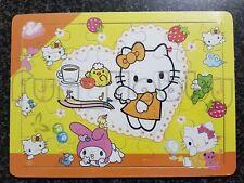 Hello Kitty 25 Piece Puzzle Jigsaw