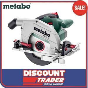 Metabo KS 66 FS 1500W 190mm Circular Saw 601066000