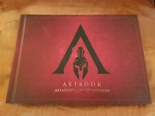 ASSASSIN'S CREED ODYSSEY; ARTBOOK
