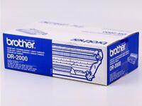 Set emb.orig original BROTHER TAMBOR dr-2000+Tóner tn-2000 dcp-7010 -7025