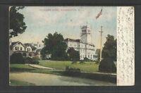 1906 SOLDIERS HOME WASHINGTON DC UDB UNDIVIDED BACK POSTCARD