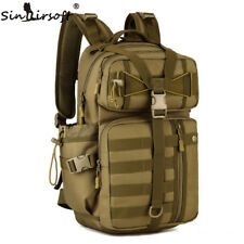 35L Outdoor Hiking Military Tactical Backpack Bags Sport Trekking Rucksack Nylon