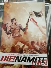 Dynamite Comics Dienamite Lives Issue #1 Variant Evil Dead Bruce Campbell Zombie