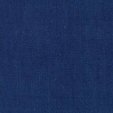 1 Half Metre Moda Blue Chambray Denim fabric 6.5oz  12050-15