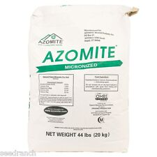 Azomite Organic Trace Mineral Powder - Natural Fertilizer - 2 Lbs.