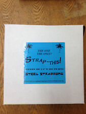"""Strap-This! 100' Steel Strap Banding 3/4"""" .023/TS-2070#"""