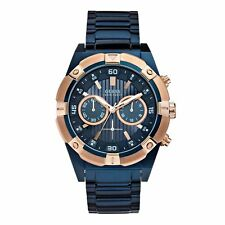 Guess W0377G4 Men's Jolt Chronograph Wristwatch