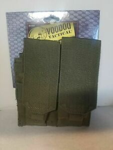 Voodoo Tactical Double Mag Pouch 20-7331